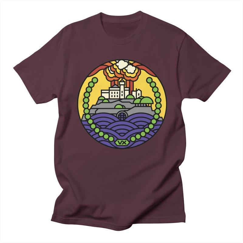 The Rock Men's T-Shirt by jasoncryer's Artist Shop