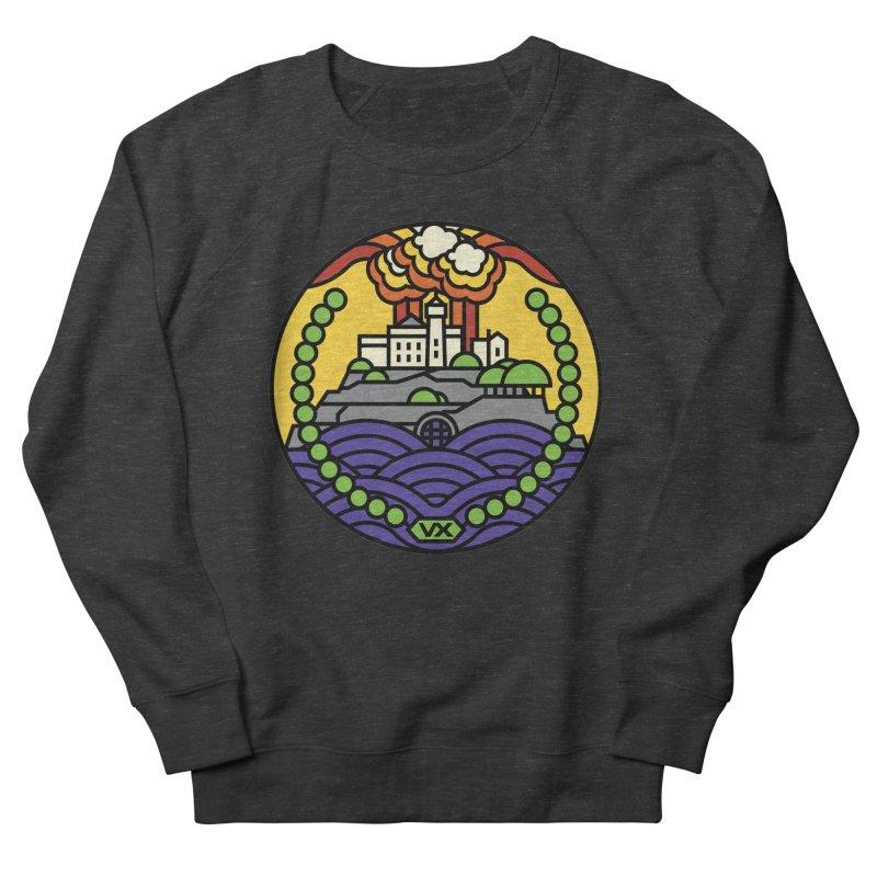 The Rock Men's Sweatshirt by jasoncryer's Artist Shop