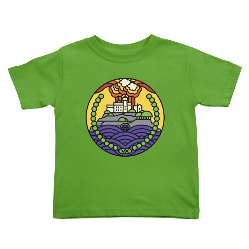 The Rock Kids Toddler T-Shirt by Jason Cryer