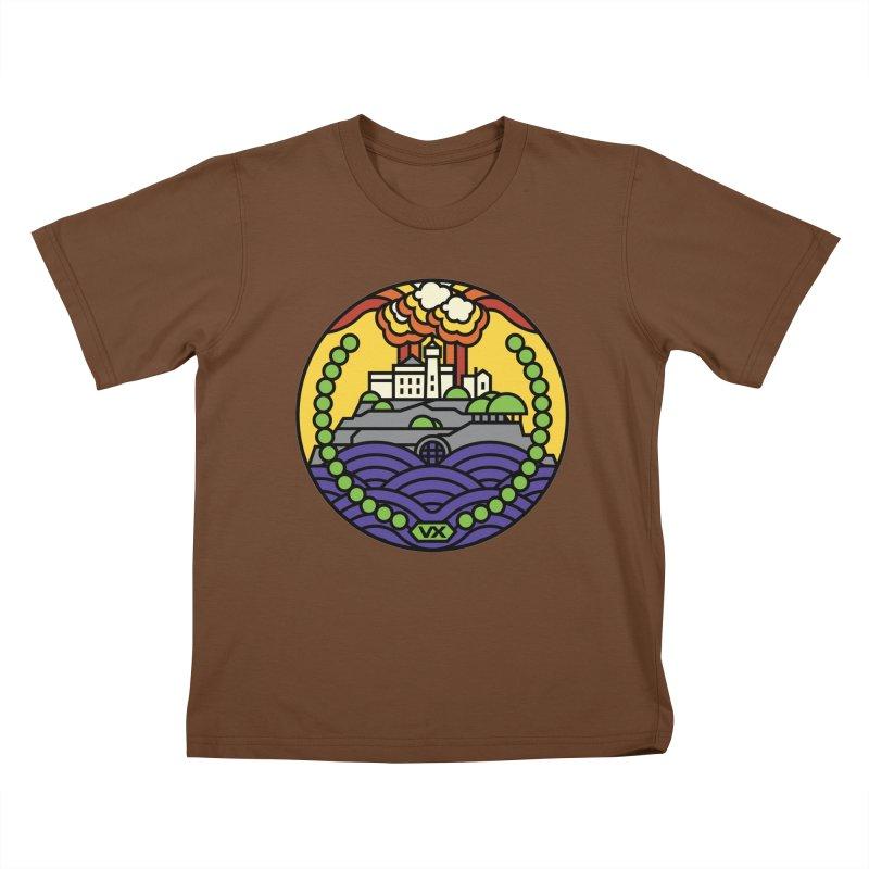 The Rock Kids T-shirt by jasoncryer's Artist Shop