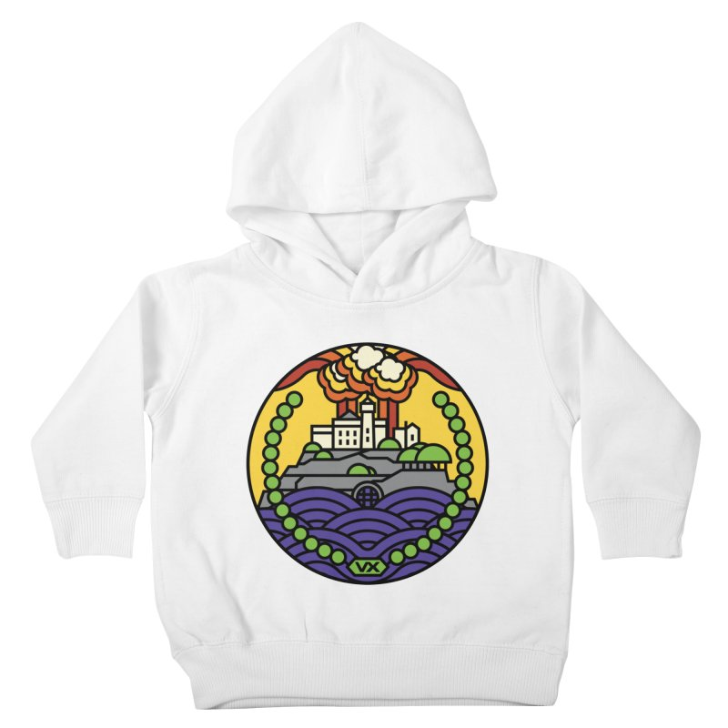 The Rock Kids Toddler Pullover Hoody by jasoncryer's Artist Shop