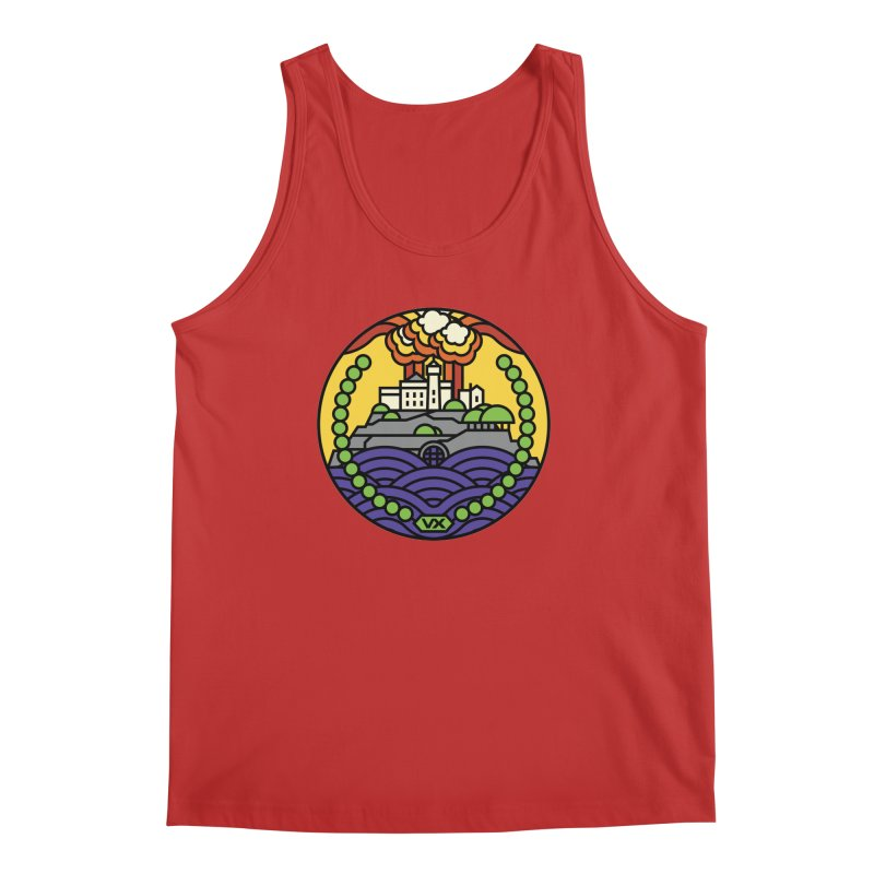 The Rock Men's Regular Tank by jasoncryer's Artist Shop