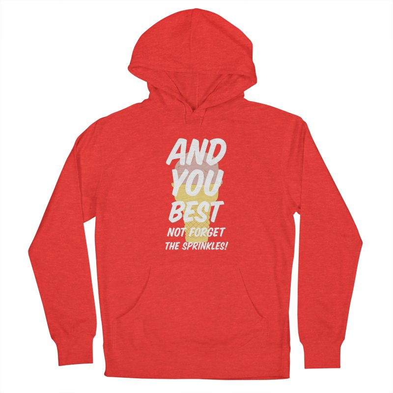 And You Best... Men's Pullover Hoody by Jason Early's Artist Shop