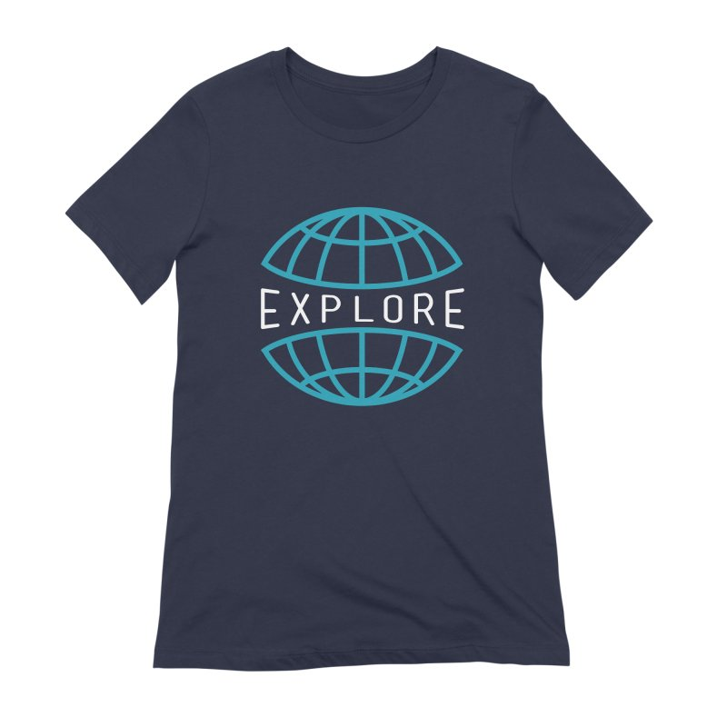 Explore Women's T-Shirt by Jason Early's Artist Shop