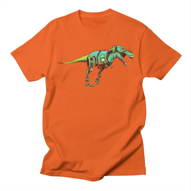 T-REX Men's T-shirt by jasongamber's Artist Shop