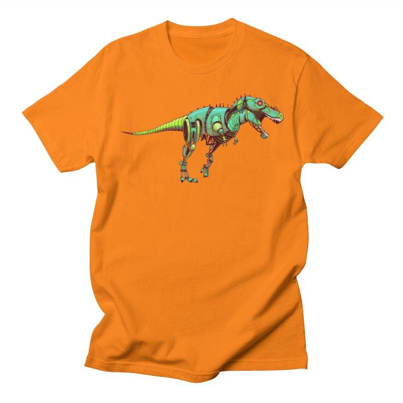 T-REX Men's T-shirt by jasongamber's Artist Shop
