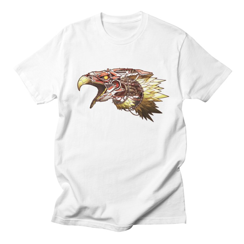 EEagle Men's T-shirt by jasongamber's Artist Shop