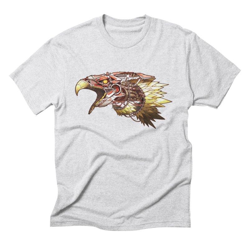 EEagle Men's Triblend T-Shirt by jasongamber's Artist Shop