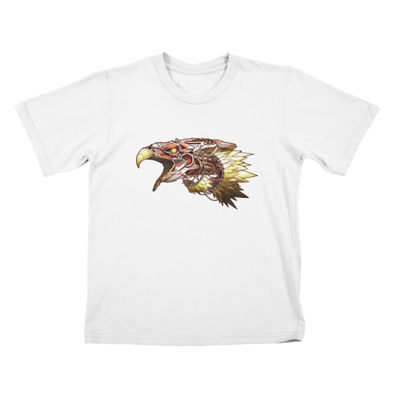 EEagle Kids T-Shirt by jasongamber's Artist Shop