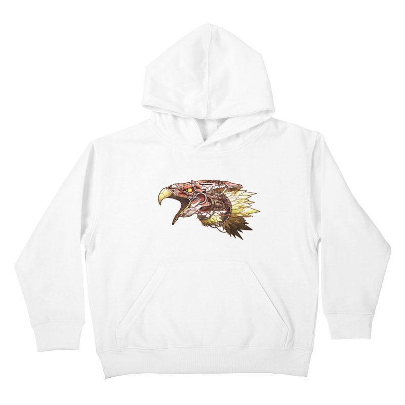 EEagle Kids Pullover Hoody by jasongamber's Artist Shop