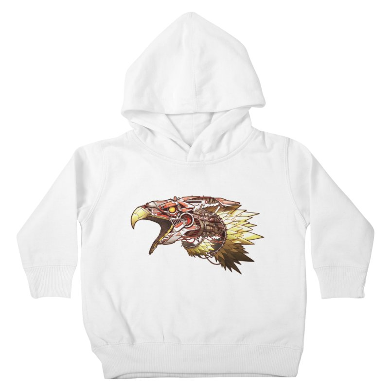 EEagle Kids Toddler Pullover Hoody by jasongamber's Artist Shop
