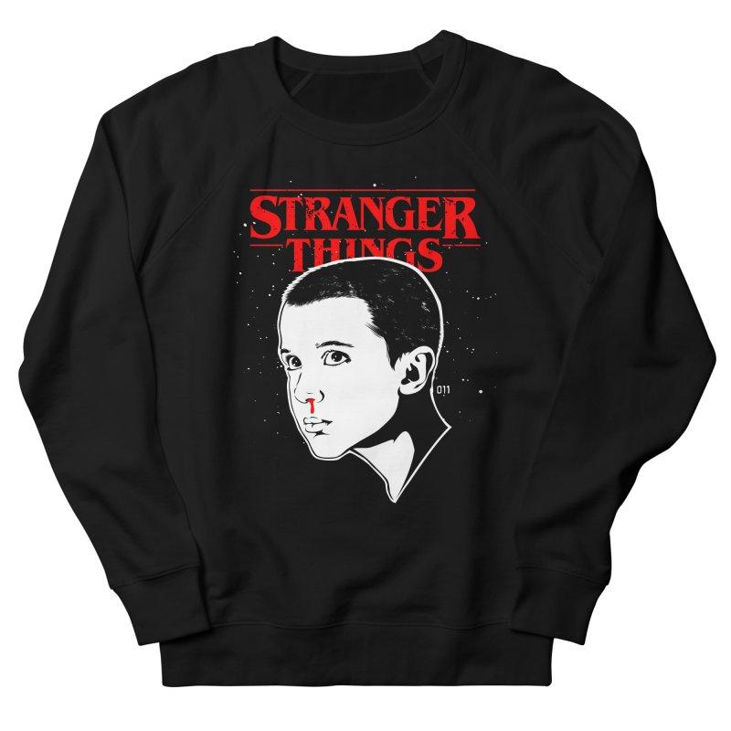 Stranger Things - Eleven Men's Sweatshirt by Jason Gilmore's Artist Shop