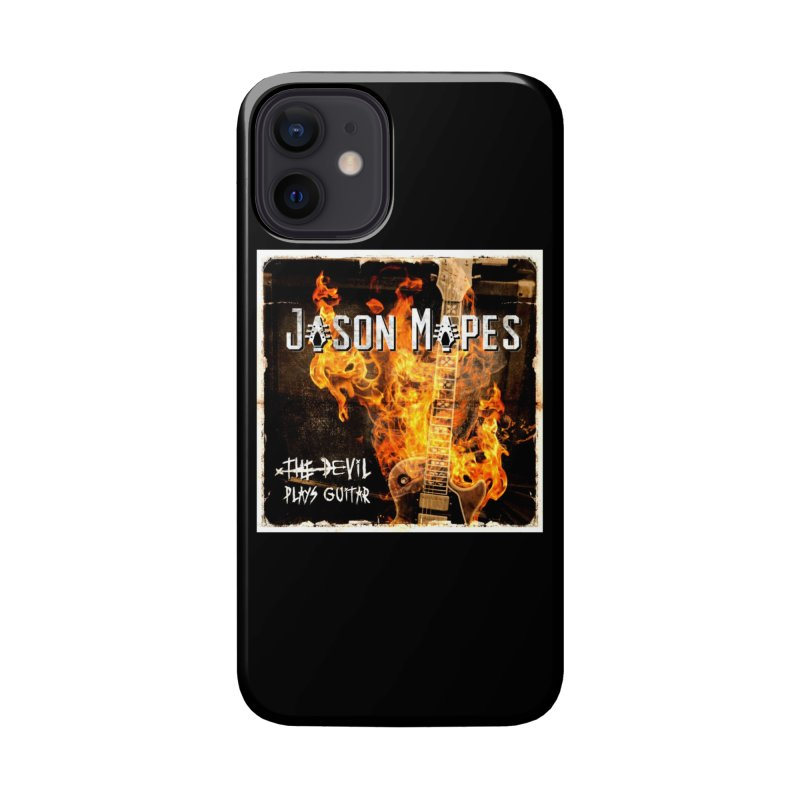 The Devil Plays Guitar Cover Accessories Phone Case by Jason Mapes Online Swag Shop