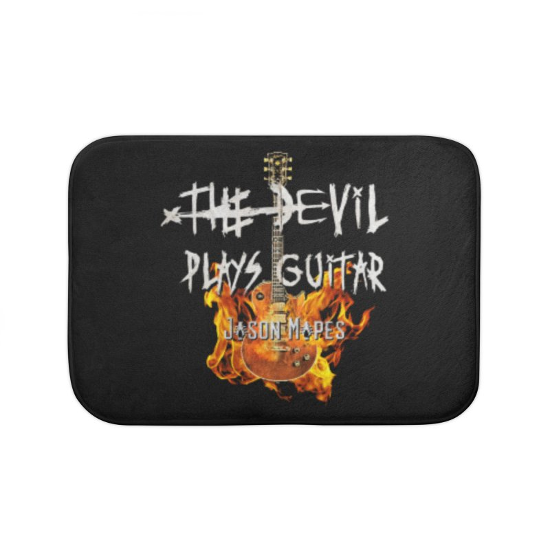The DPG! Home Bath Mat by Jason Mapes Online Swag Shop