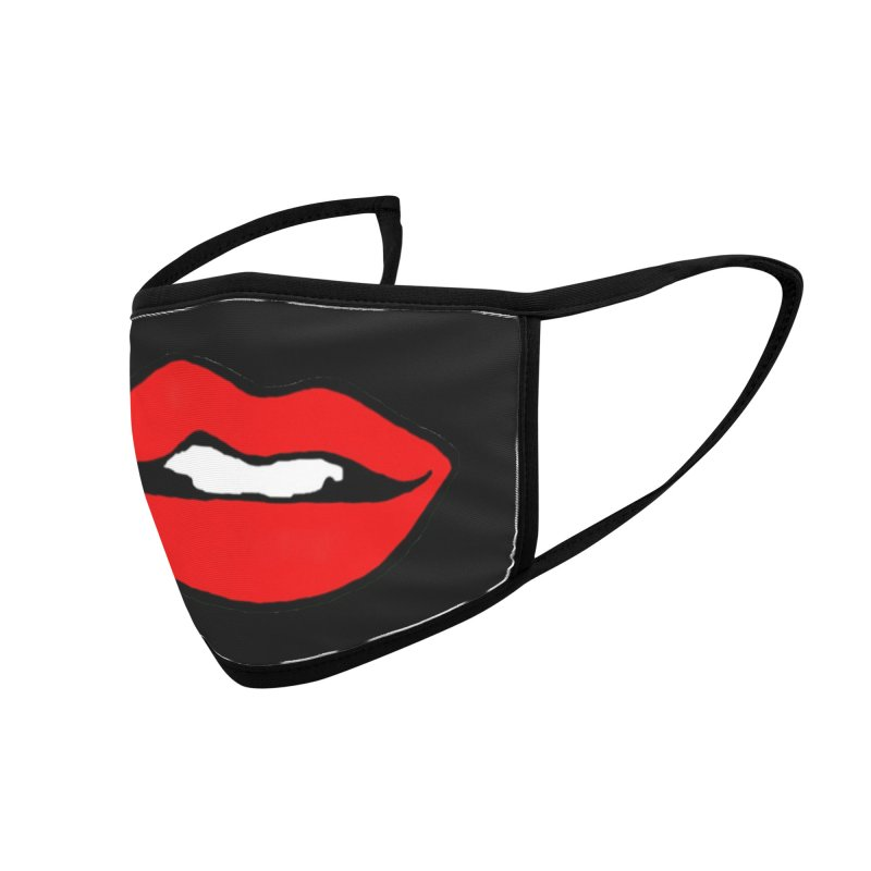 LIPPY Accessories Face Mask by Jason Mapes Online Swag Shop