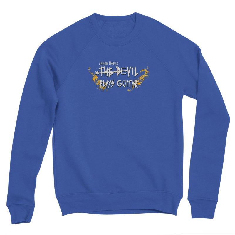 Subtle Flaming Logo Women's Sweatshirt by Jason Mapes Online Swag Shop