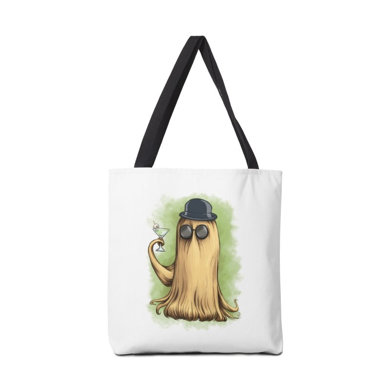 Cousin It Accessories Bag by The Artist Shop of Jason Martian
