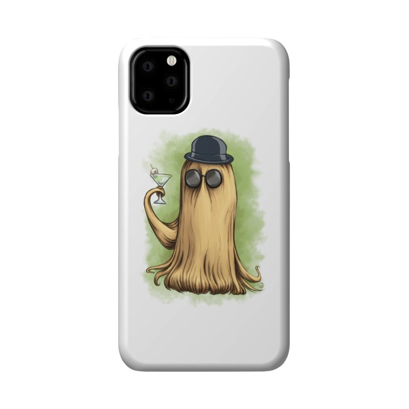 Cousin It Accessories Phone Case by The Artist Shop of Jason Martian