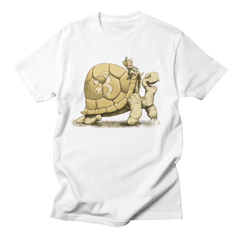 Tortoise #3 Men's T-Shirt by The Artist Shop of Jason Martian