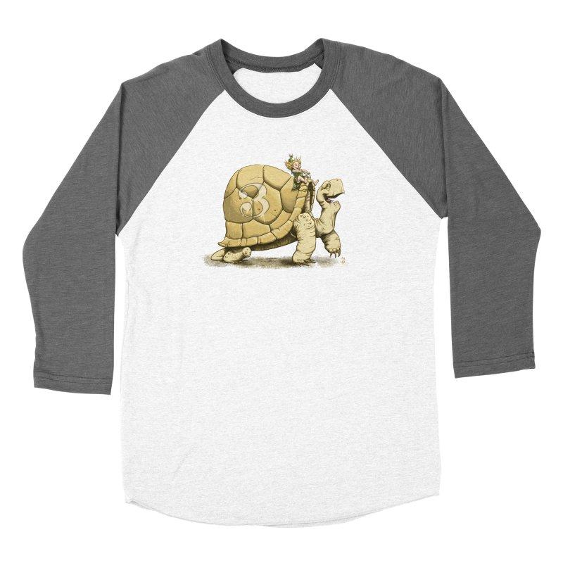 Tortoise #3 Women's Longsleeve T-Shirt by The Artist Shop of Jason Martian