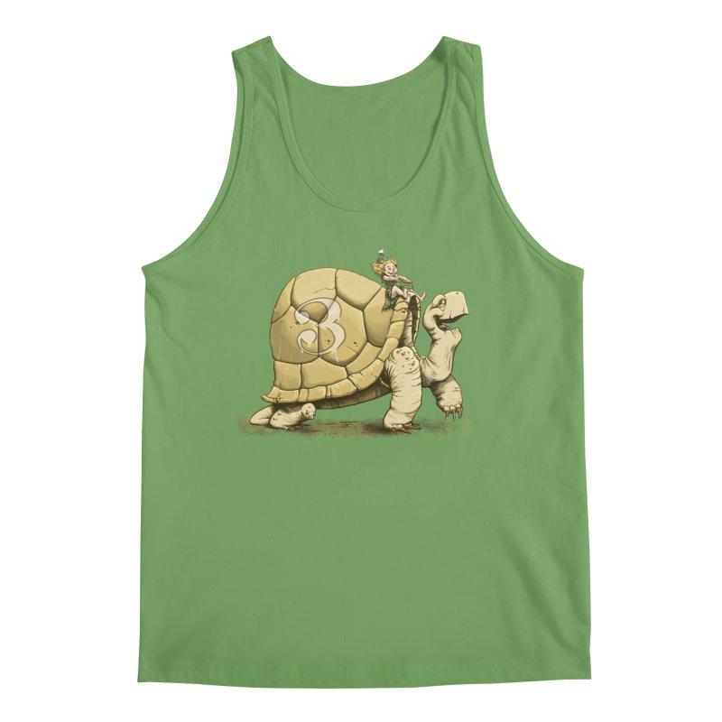 Tortoise #3 Men's Tank by jasonmartian's Artist Shop