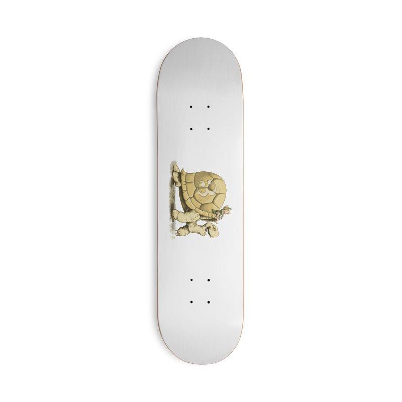 Tortoise #3 Accessories Skateboard by The Artist Shop of Jason Martian
