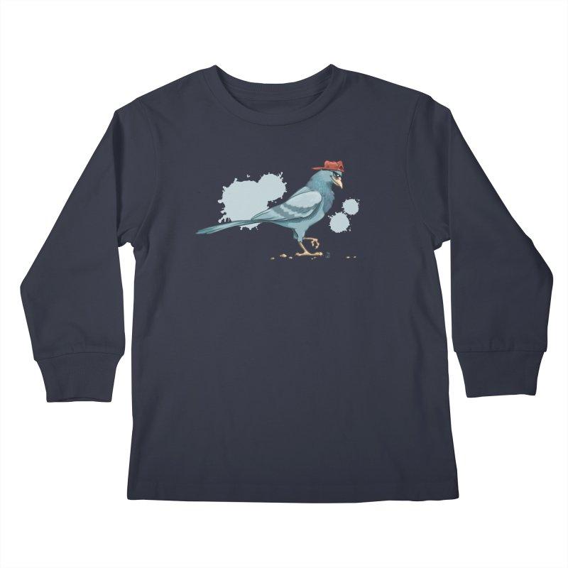 Shades Kids Longsleeve T-Shirt by jasonmartian's Artist Shop