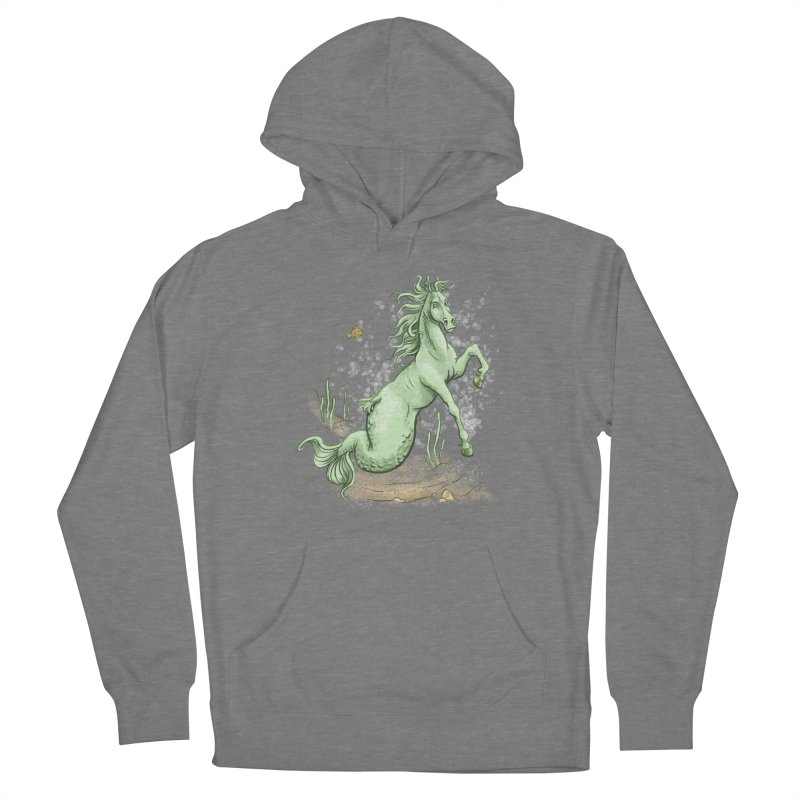 Sea Horse Women's Pullover Hoody by The Artist Shop of Jason Martian