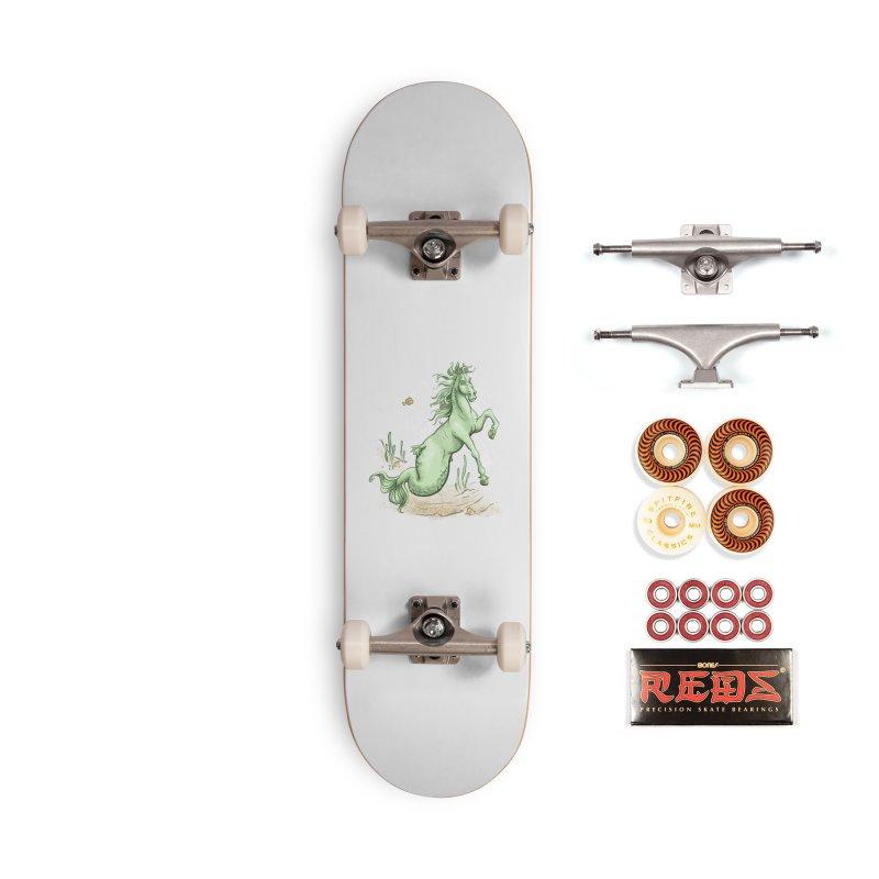 Sea Horse Accessories Skateboard by The Artist Shop of Jason Martian