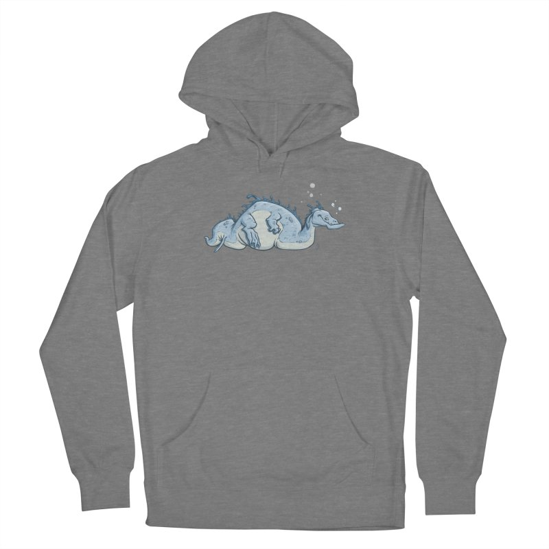 Sea Serpent Women's Pullover Hoody by jasonmartian's Artist Shop