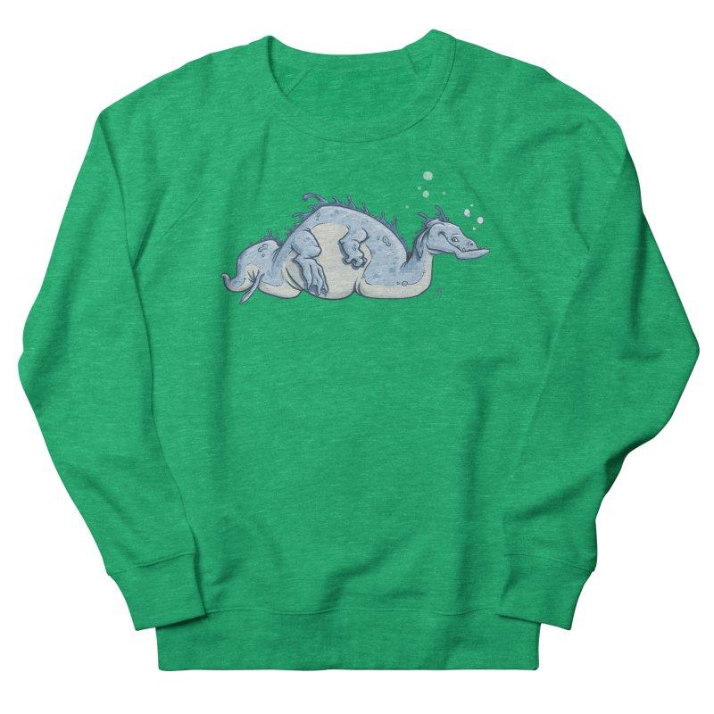 Sea Serpent Women's Sweatshirt by The Artist Shop of Jason Martian