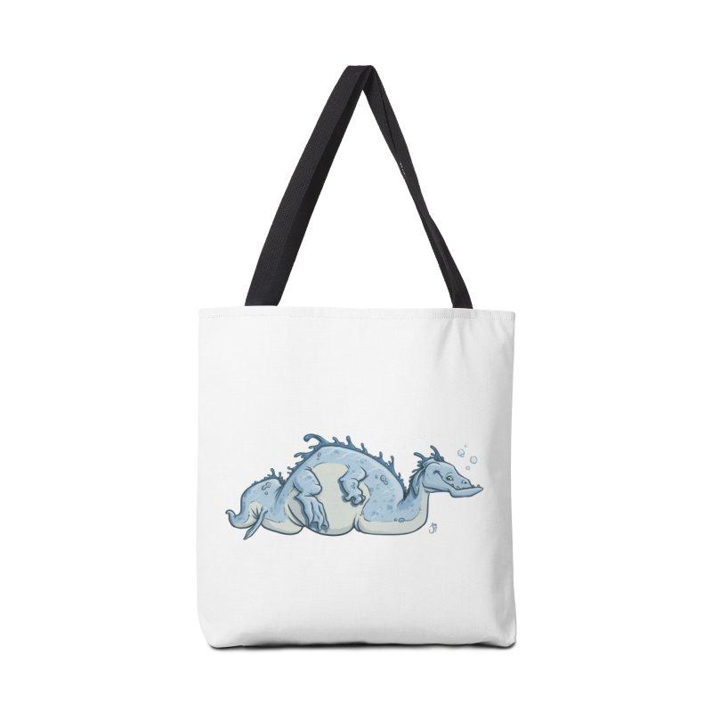 Sea Serpent Accessories Bag by The Artist Shop of Jason Martian