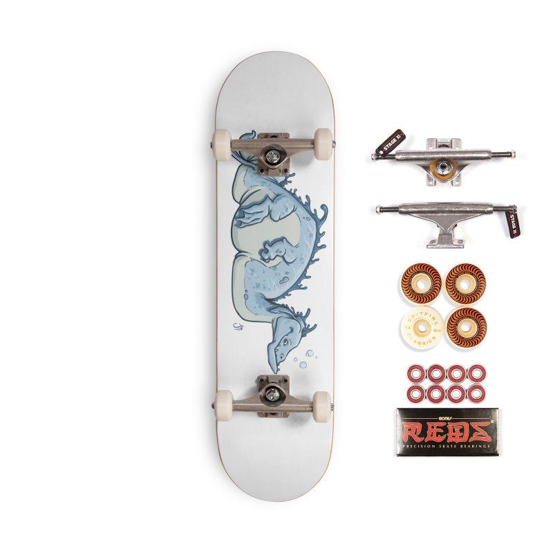Sea Serpent Accessories Skateboard by The Artist Shop of Jason Martian