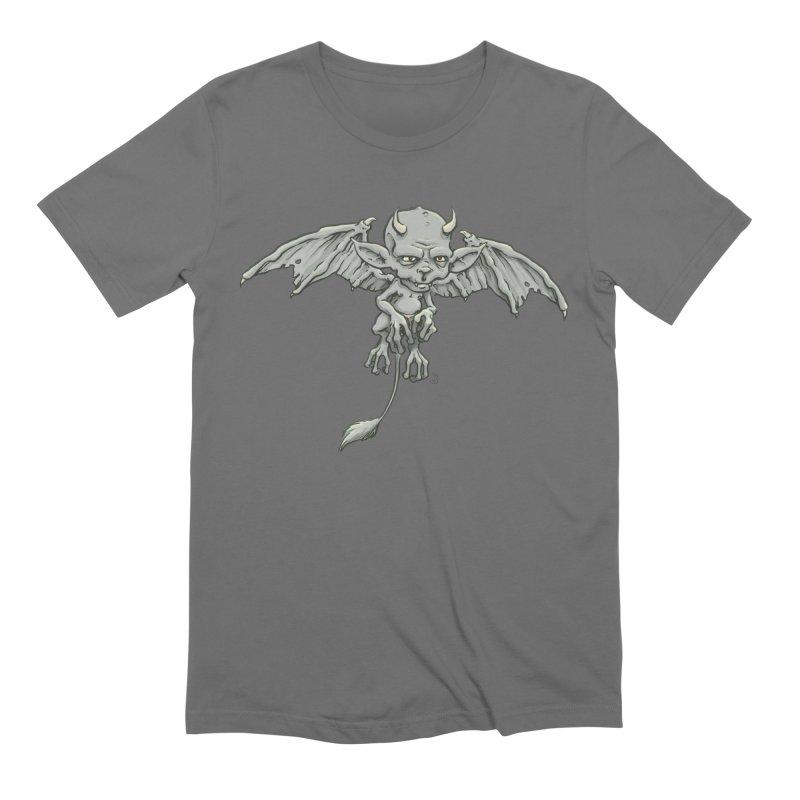 A Familiar Imp Men's T-Shirt by The Artist Shop of Jason Martian
