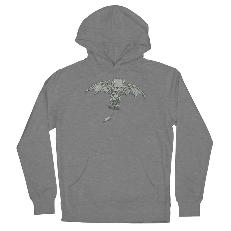 A Familiar Imp Women's Pullover Hoody by The Artist Shop of Jason Martian