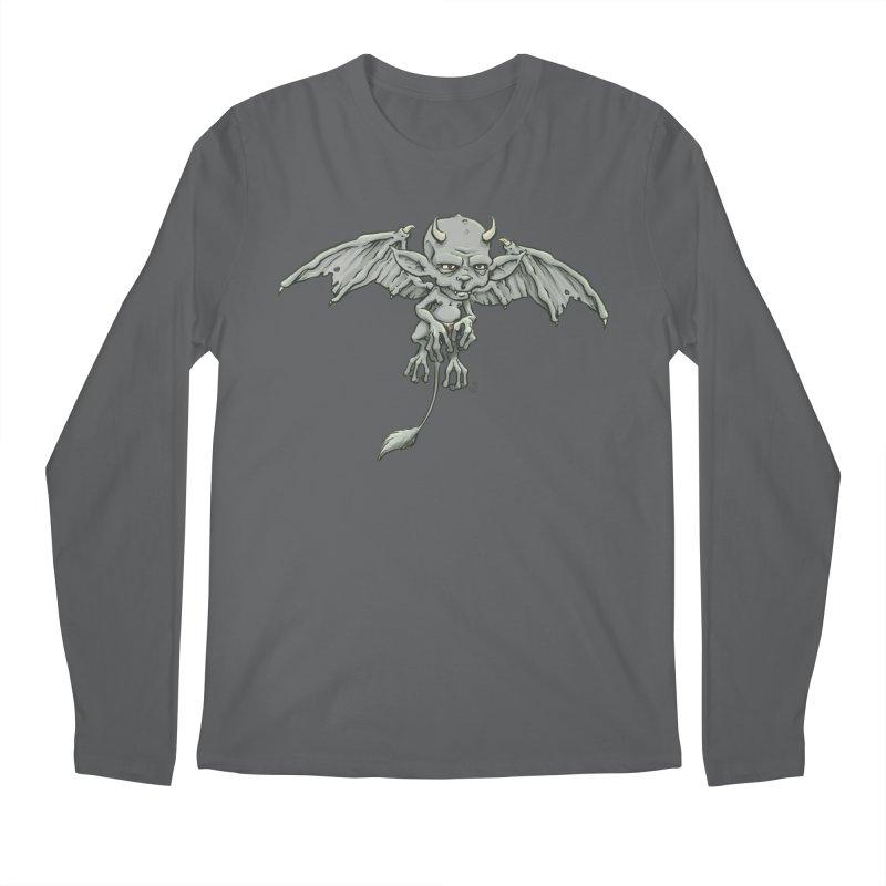 A Familiar Imp Men's Longsleeve T-Shirt by The Artist Shop of Jason Martian