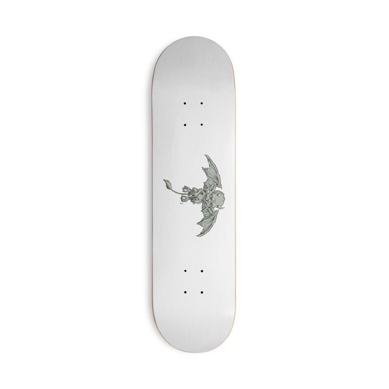 A Familiar Imp Accessories Skateboard by The Artist Shop of Jason Martian
