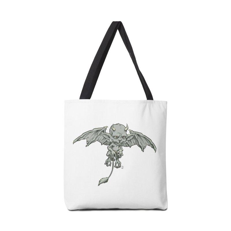 A Familiar Imp Accessories Bag by The Artist Shop of Jason Martian