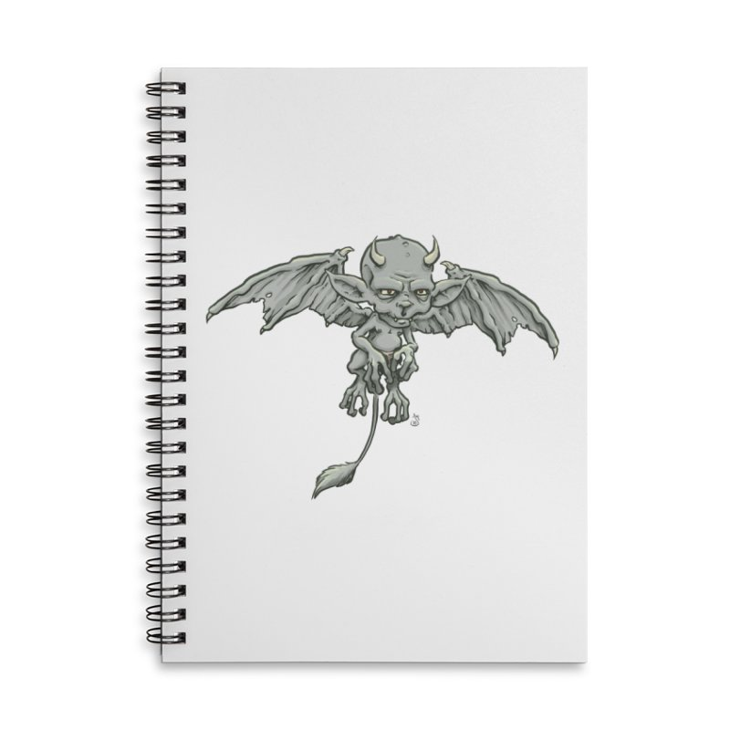 A Familiar Imp Accessories Notebook by The Artist Shop of Jason Martian