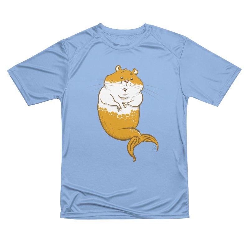 MerHamster Men's T-Shirt by jasonmartian's Artist Shop