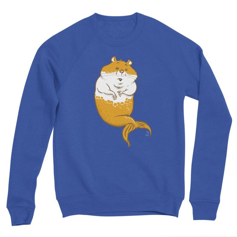 MerHamster Women's Sweatshirt by The Artist Shop of Jason Martian