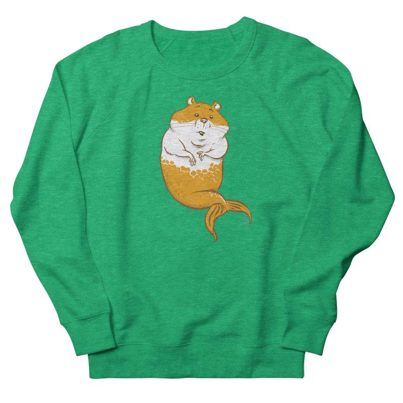 MerHamster Women's Sweatshirt by jasonmartian's Artist Shop