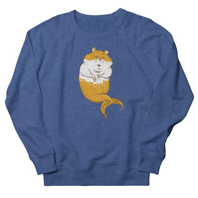 MerHamster Men's Sweatshirt by The Artist Shop of Jason Martian