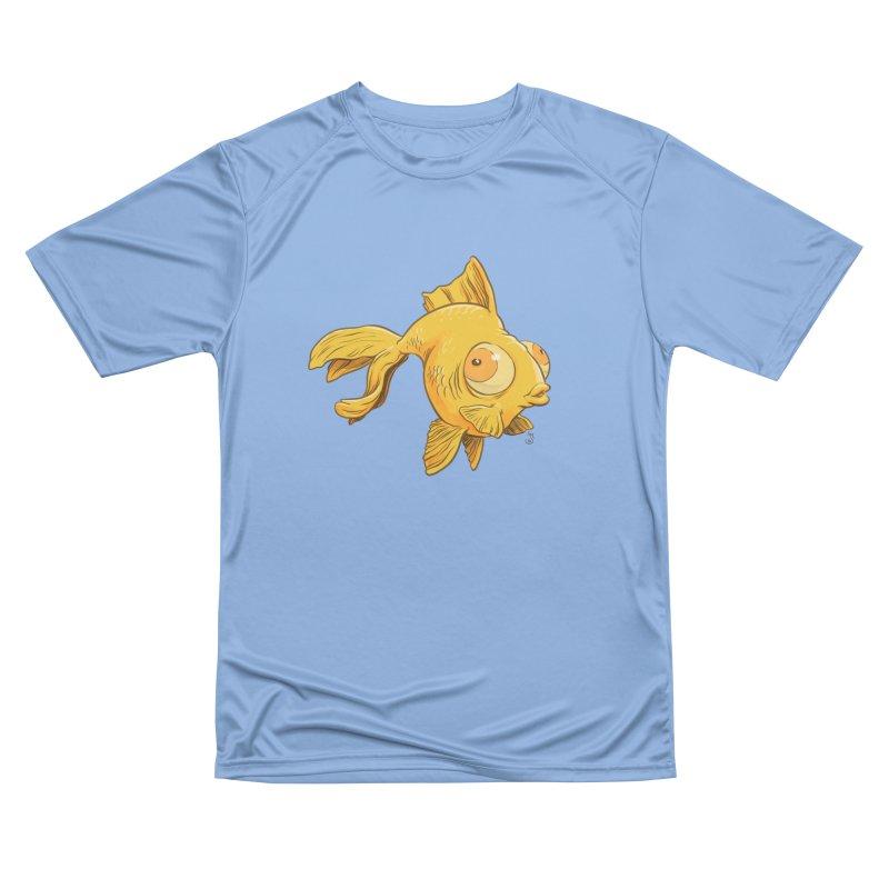 Goldfish Women's T-Shirt by The Artist Shop of Jason Martian