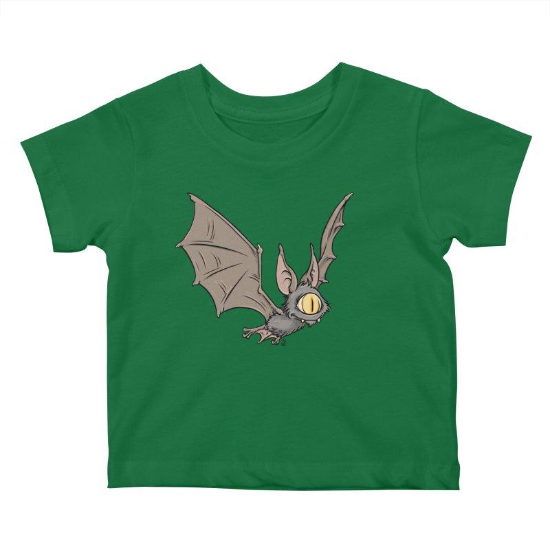 Onoculous Kids Baby T-Shirt by The Artist Shop of Jason Martian