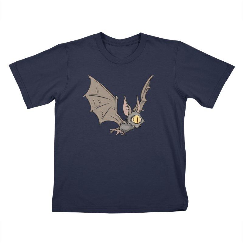 Onoculous Kids T-Shirt by The Artist Shop of Jason Martian