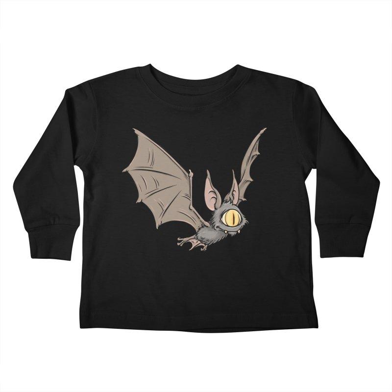 Onoculous Kids Toddler Longsleeve T-Shirt by The Artist Shop of Jason Martian