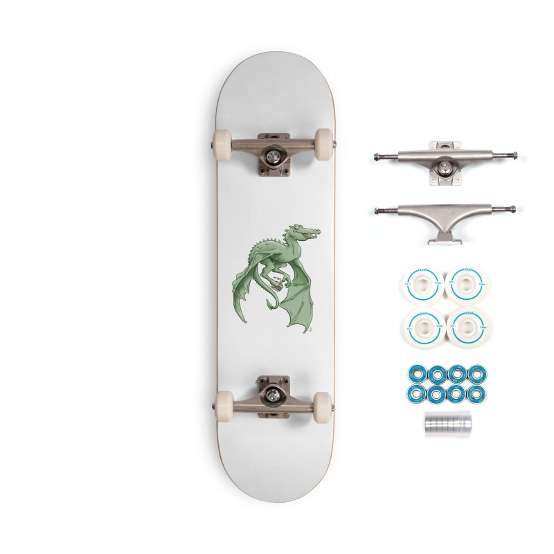 Dragon's Prize Accessories Skateboard by The Artist Shop of Jason Martian
