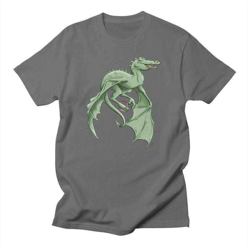 Dragon's Prize Men's T-Shirt by The Artist Shop of Jason Martian