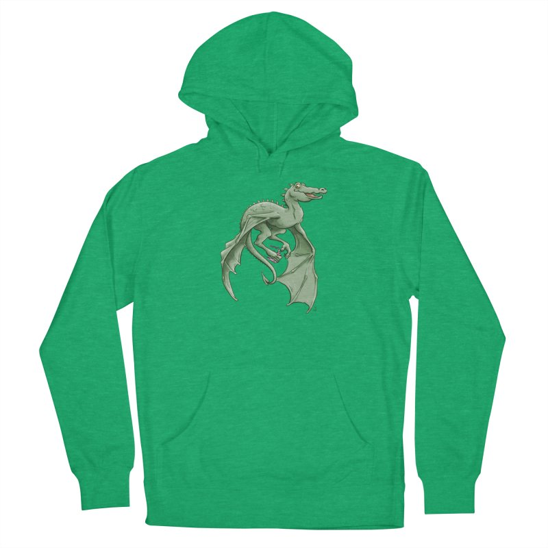 Dragon's Prize Men's Pullover Hoody by The Artist Shop of Jason Martian